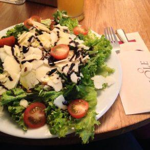 Salat in der Babiole