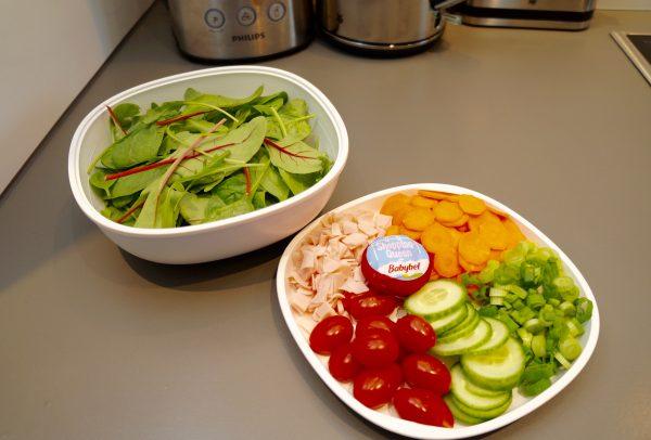 Oxo Salatbox to go