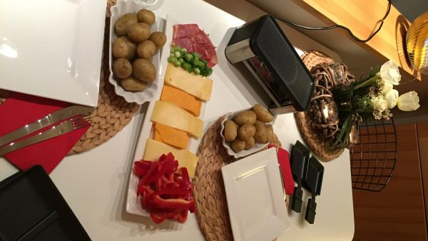 Raclette WMF Küchenminis