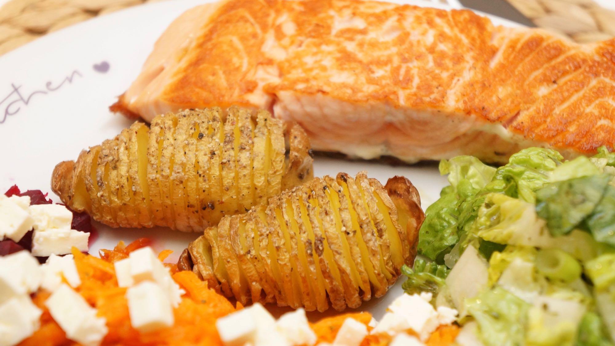 Fächerkartoffeln So Simpel Aber Sooo Lecker Beas Kitchen