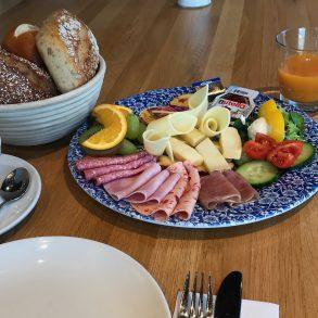 Frühstücken bei der Bäckerei Schwarz in Lindau