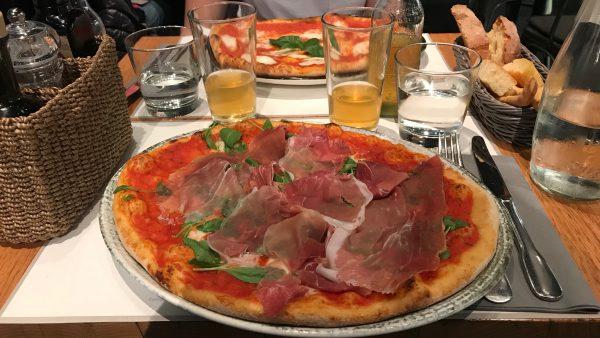 Mozzarella Bar, Mailand