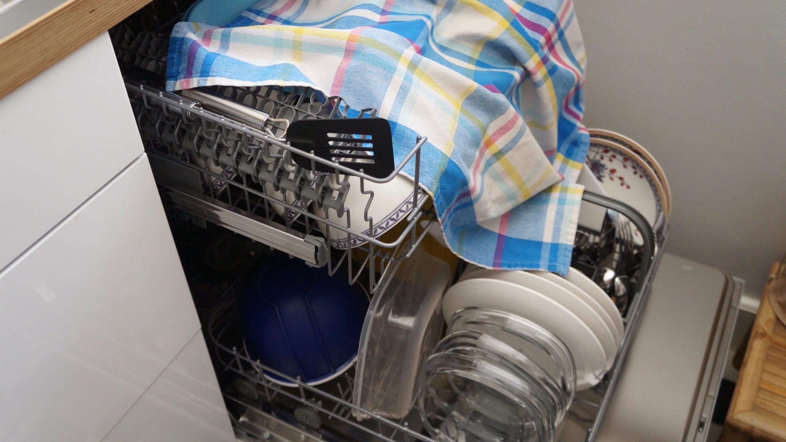 Spülmaschinen Trick