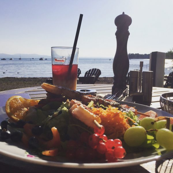 Fish & Fruity - Mein absoluter Lieblingssalat