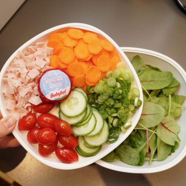 Salat To Go Oxo