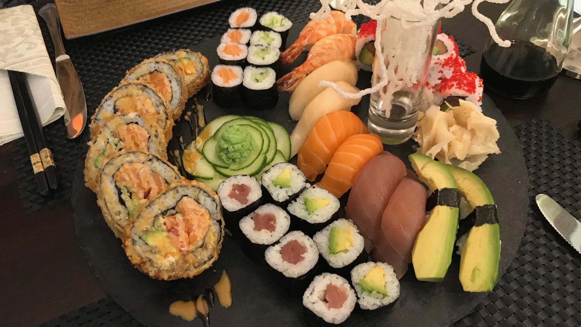 Endlich Super Leckeres Sushi In Lindau Bea S Kitchen